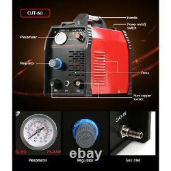 Géantz 60amp Inverter Welder Plasma Cutter Gas DC Igbt Welding Machine Portable