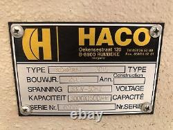 Haco Kompakt 3015 Cnc Machine De Découpe De Plasma