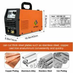 Hbc5500 50amp Digtal Air Cutter Electric Pro Machine De Coupe 220v