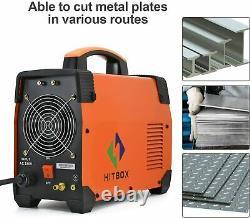 Hitbox 40 Amp Plasma Cutter Machine Coupe 12mm Aluminium Cutter En Métal