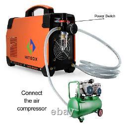 Hitbox Air Plasma Cutters Steel Machine De Coupe En Aluminium 50a Double Volt Cut 220v
