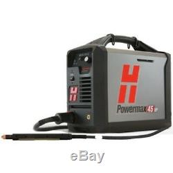 Hypertherm Powermax 088116 45xp Plasma Machine Système 25' Torch Avec Télécommande