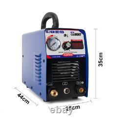 Icut60 Air Plasma Cutter Machine Onduleur Digital Display & 4m Cutting Torch