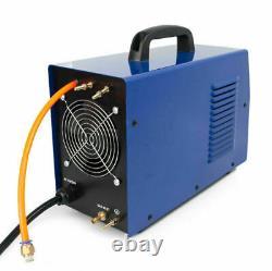 Icut60p 60a Igbt Air Plasma Cutter Machine D'affichage De Coupe Propre & Torche P80
