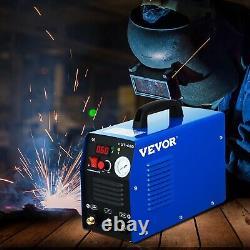 Icut-60, 60 Amp Air Plasma Cutter Hf Inverter Machine De Coupe Igbt Cut 1-18mm
