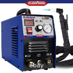 Igbt50a Machine De Cutter Plasma Hf Start DC Inverter 1-14mm Découpe Propre 110/220v