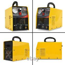 Igbt 50 Amp Air Plasma Cutter Hf DC Inverter Machine De Coupe Propre Coupe 220v