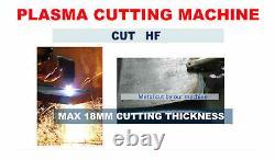 Igbt 60 Amp Air Plasma Cutter Hf DC Onduleur Coupe Propre 220v