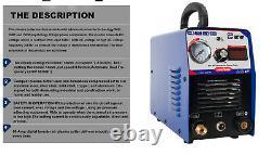 Igbt 60a Air Plasma Cutter Machine DC Onduleur DC Hf Start Ag60 Torche & Kits 30pcs