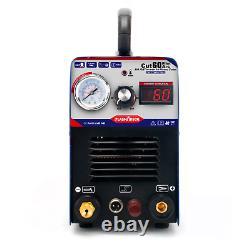 Igbt 60a Interver Air Plasma Cutter Machine Cnc Non-torch Pilot Arc & Torch