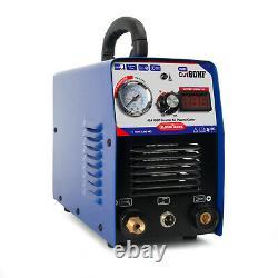 Igbt Cut60 Plasma Cutter Machine110/220v 3/4 Clean Cut & Ag60 Torch Hot Sales