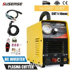 Igbt Pilot Arc Air Plasma Cutting Machine Cut60p 60a 220v -compatible Cnc