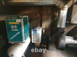 Kerf Machine À Découper Le Plasma Haute Définition Avec L'esprit II 275a Cutter Plasma