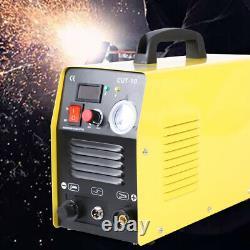 Machine À Souder À Souder À L'air Comprimé De 50amp 5.5kva 12mm Igbt Digital Uk