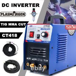 Machine De Coupe À Souder Multifonctions Tig/mma/cut DC Interver Househould Diy Us