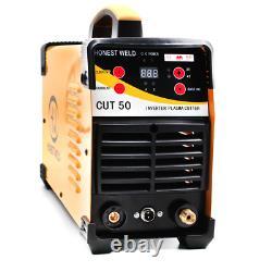 Machine De Coupe En Métal Cutter De Plasma D'air Cut 50 Mini Plasma Propre Coupe Pour Couper Tout