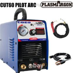 Machine De Cutter À Plasma Sans Torche 60a Igbt Arc Cnc 230v Wsd60p Troch 230v