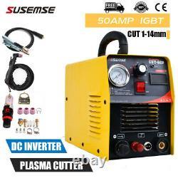 Machine De Cutter Plasma 50amp Pilot Arc Cnc Compatible P80 Torches 220v Uk Cut50p