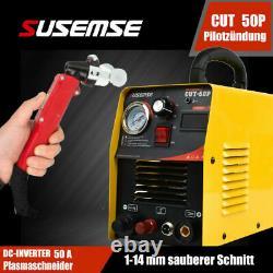 Machine De Cutter Plasma Cnc Luft Schneiden 230v Tragbare Pistole Schneiden Coupe50p
