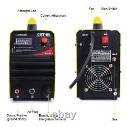 Machine De Cutter Plasma Hf 50amp DC Inverter Igbt 220v & Pt31 Outil Portable De Torche