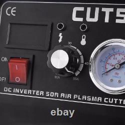 Machine De Découpe De Plasma 50a Avec Soudure De La Torche De Coupe Pt31 Ue