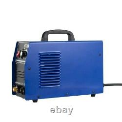 Machine Soudeuse Coupeuse 3 En 1 Gaz Tig Mma Cut 120a Tig Mma 30a Plasma Cutter