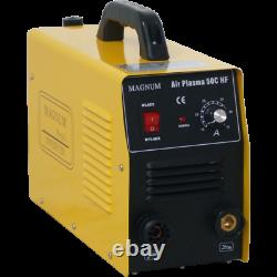 Magnum Air Plasma 50c Hf Euro Connecteur Plasma Cutter Machine À Souder