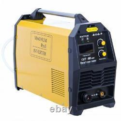 Magnum Ccut 80 Igbt 230 / 400v Plasma Cutter Weldin Machine