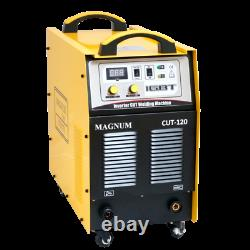Magnum Cut 120 Plasma Cutter Machine Coupe Plasma Électrique