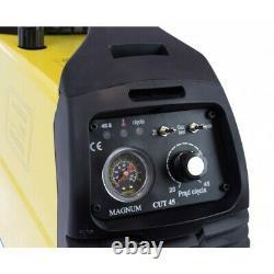 Magnum Cut 45 Coupeur De Plasma Weldin Machine 230v 50hz