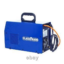 Maison Plc55 Air Plasma Cutter Machine Igbt Inverter Machine De Coupe 50a 220v