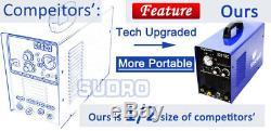 Multiproess Soudeur Machine & Cutter Plasma Cutter Air Tig Mma Soudage Acier 2020