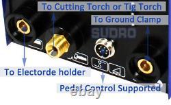 Multiroess Soudeur & Cutter Cutter Tig Mma Machine En Acier De Soudage Mma
