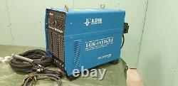 Nouveau Cnc Portable Plasma Cutter Machine 15003000mm & Huayuan Lgk-160igbt Plasma