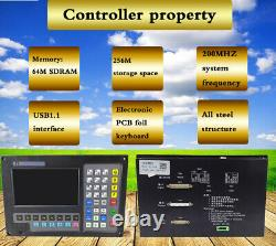Nouveauf2100b 2axis Cnc Controller Pour Cnc Machine De Coupe De Plasma Cutter Laser De Flamme