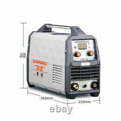 Nouvelle Machine De Coupe Plasma Lgk40 Cut40 220v Cutter Plasma Avec Accessoire De Soudage