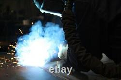 Nouvelle Machine De Soudage En Aluminium 200a Ac/dc Pulse Tig/mma Soudeurs 50a Coupe-plasma