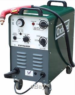 Oxford Plasma Cutter Cutmaker 350 Machine