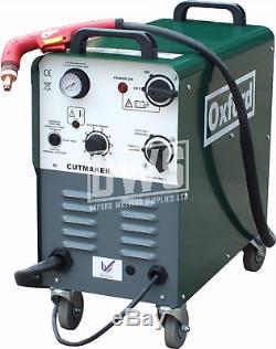 Oxford Plasma Cutter Cutmaker 550 Machine DV