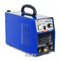 Pilot Arc 3 En 1 Tig / Mma / Air Plasma Cutter Soudeur Machine-cnc Compatible Diy