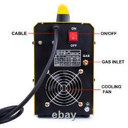 Pilote Arc 50amp Air Plasma Cutter Cut-50 Igbt Cuting Machine + Accessoires