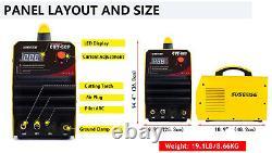 Pilote Arc Onduleur Cutting Machine 50 Amp Non-touch Pilot Arc Torch 220v & Kits