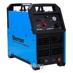 Plasma Cutter 110 La Troisième Phase Sherman 400v Coupe Machine De Découpe Jusqu'à 40 MM