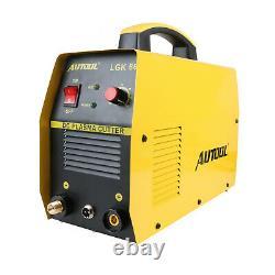 Plasma Cutter 50a Onduleur Air Hf Igbt Allumage Machine De Découpage 220v Portable