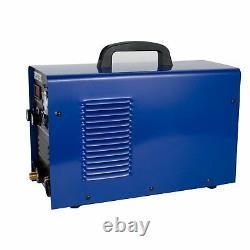 Plasma Cutter 520tsc Tig / Mma Welder 3in1 Machine De Soudure 110v / 220v Et Pédale
