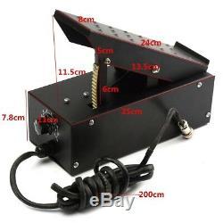 Plasma Cutter 520tsc Tig / Mma Welder 3in1 Soudage Machine110v / 220 V & Pédale
