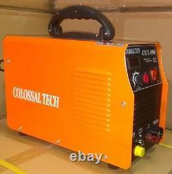 Plasma Cutter Arc Pilote Inverseur 50amp Machine De Découpage 220 V Tension Cut50f Nouveau
