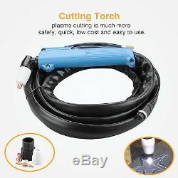 Plasma Cutter Cut50 Numérique Onduleur 220 V Double Tension Cut Orange Machine