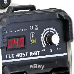 Plasma Cutter Cut 40 St Igbt Puissance De Coupe Jusqu'à 10 MM / Machine De Soudage