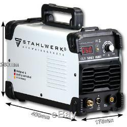 Plasma Cutter Cut 50 St Igbt Stahlwerk Welding Machine / Puissance De Coupe Jusqu'à 14mm